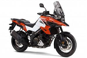 Resmi gerçek boyutunda görmek için tıklayın.  Resmin ismi:  Suzuki-announces-new-V-Strom-1050XT-and-V-Strom-1050-at-EICMA-01.jpg Görüntüleme: 22 Büyüklüğü:  81.3 KB (Kilobyte)