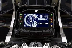 Resmi gerçek boyutunda görmek için tıklayın.  Resmin ismi:  Suzuki-announces-new-V-Strom-1050XT-and-V-Strom-1050-at-EICMA-02.jpg Görüntüleme: 21 Büyüklüğü:  94.5 KB (Kilobyte)